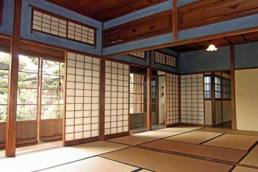 """Tadashi Oka Hill History Park """"Between the door house and the messenger"""""""