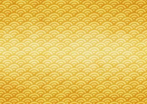 Gold foil 06