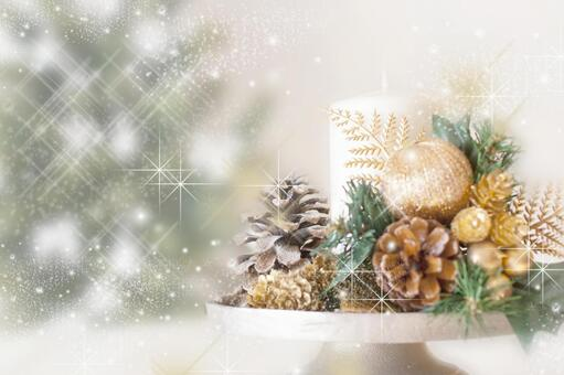 闪闪发光的圣诞节