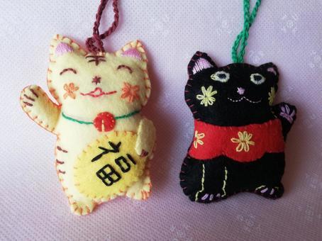 Maneki Neko Amulet