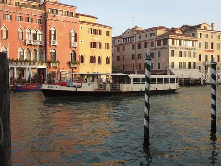 威尼斯水上巴士
