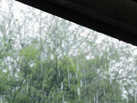 Heavy rain _ raining