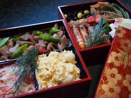 Osechi cooking 07