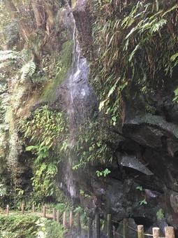 뒷면 見ヶ滝 2