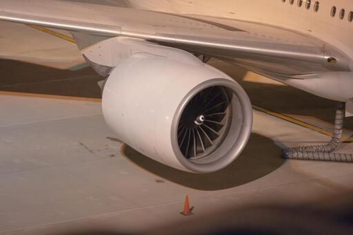 飞机发动机1