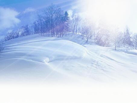 Snow scene 10