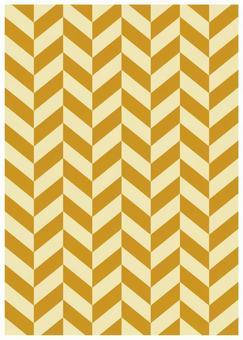 Northern Europe design oblique square beige