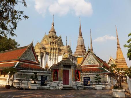 태국 방콕 왕궁 11