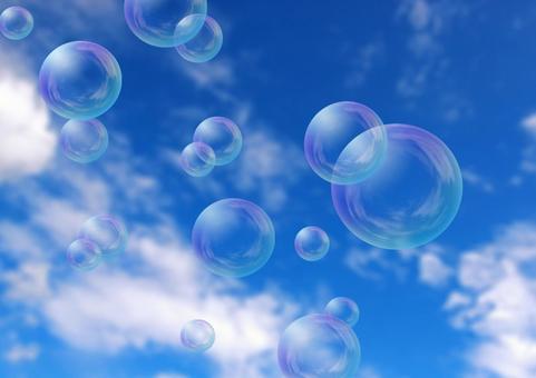 Soap bubbles 02