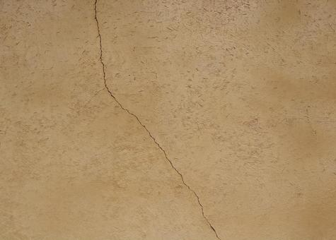 Crack of outer wall