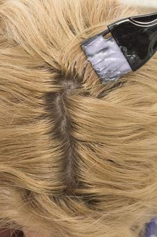 Hair color 6