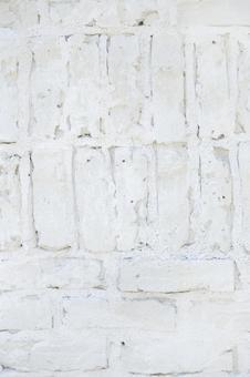 하얀 벽돌 _ 배경 소재