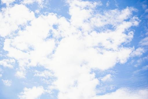 하늘 푸른 하늘 푸른 하늘 배경 구름 있습니다