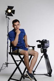 Studio shooting 2
