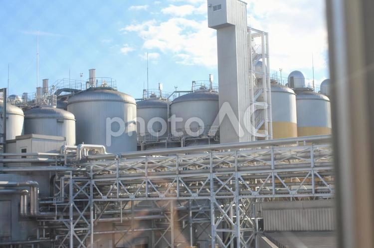 工場見学の写真