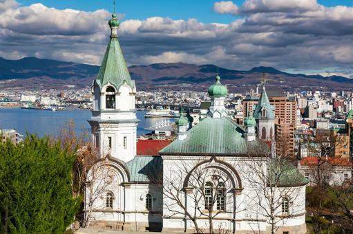 Hakodate · Hallistic Orthodox Church