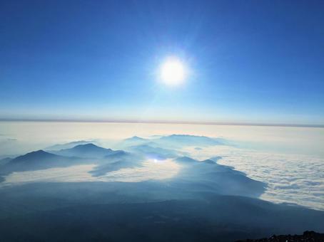 Mt. Fuji climbing 11