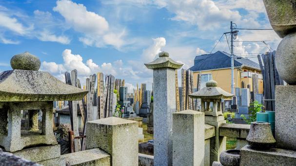 일본의 묘지 · 묘원 # 1