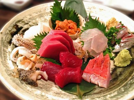 Assorted sashimi # 3