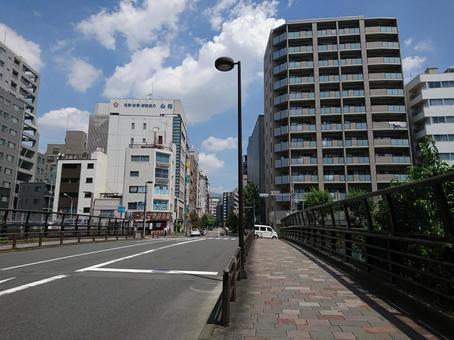 Near Tokyo Chuo Ward Office