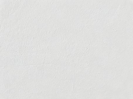 White wall plaster