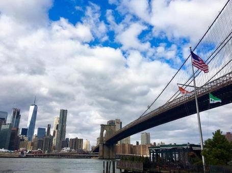 布魯克林大橋和曼哈頓
