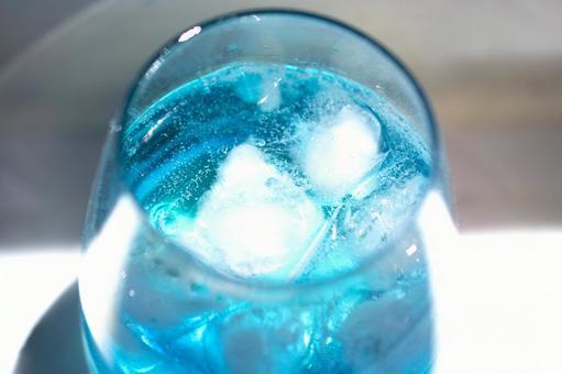 藍蘇打陽光