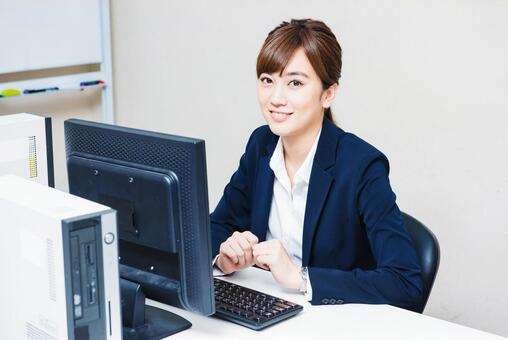 Office female employees 3