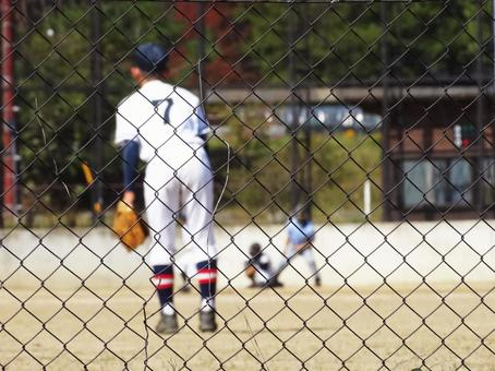 Autumn youth baseball