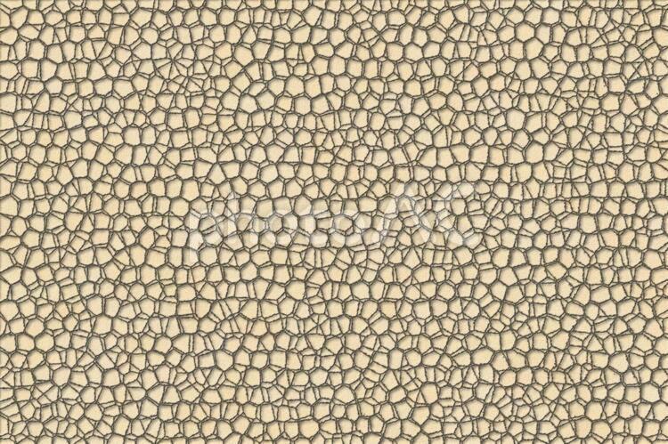 背景素材 ― クラックレザー(割れのある革)/ベージュの写真