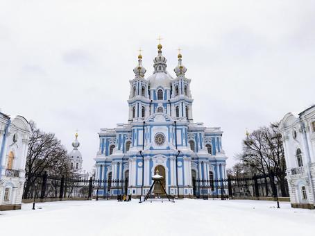 러시아 교회 (스모리니 · 사 보르)