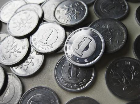 1日元硬幣