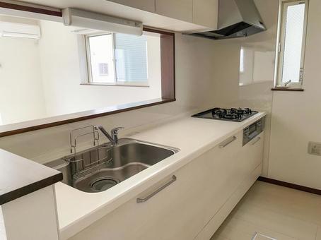 New detached kitchen
