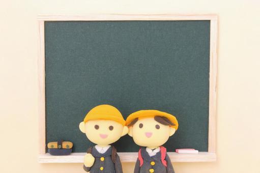 黑板和小学2