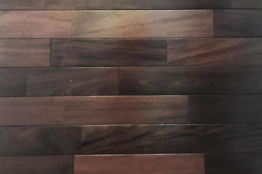 Chocolate brown dark wood horizontal version