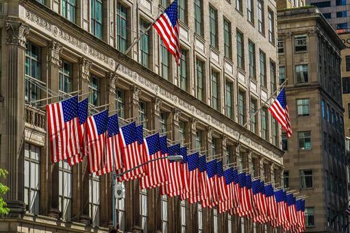美國國旗的圖像·星條旗