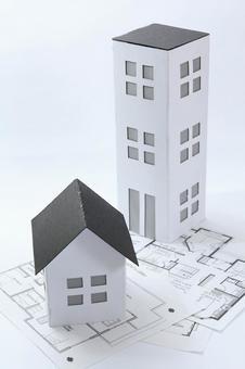 House model shadow 40