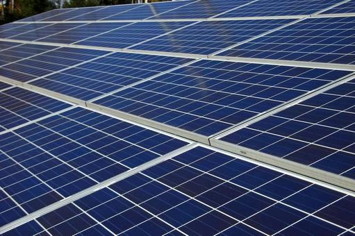 Solar power generation / solar panel # 8
