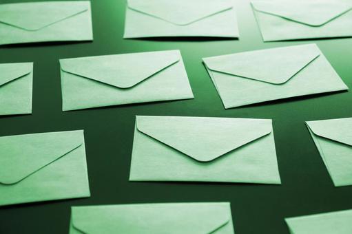Send e-mail Green