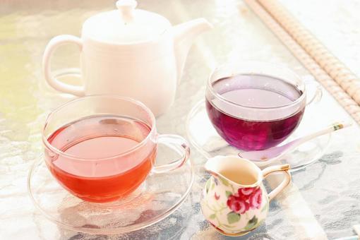 Afternoon tea time set