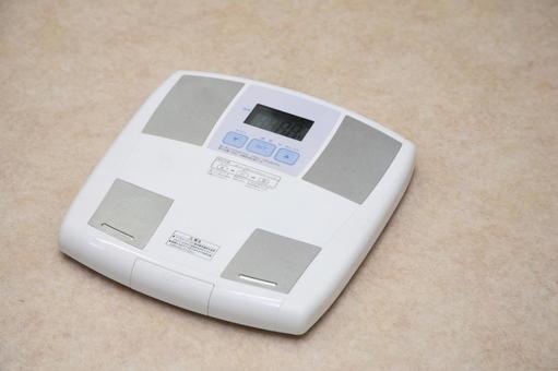 Health meter