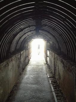 시마 타케시 뜻 해안 터널