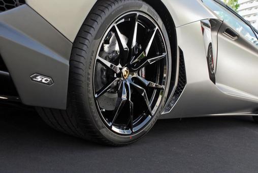 Super car tire