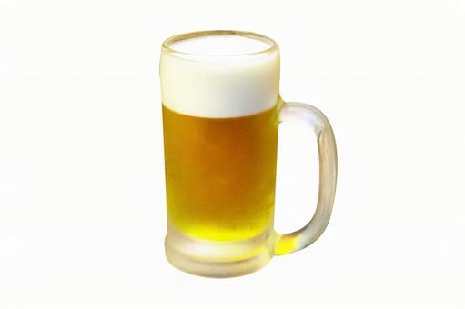 Beer mug with PSD