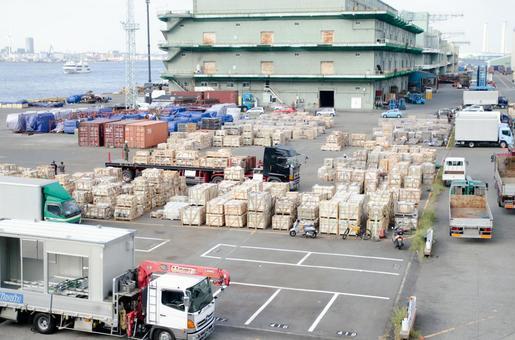 Yokohama Port Warehouse