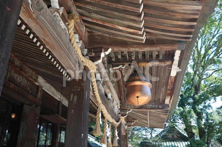 筑波山神社の写真