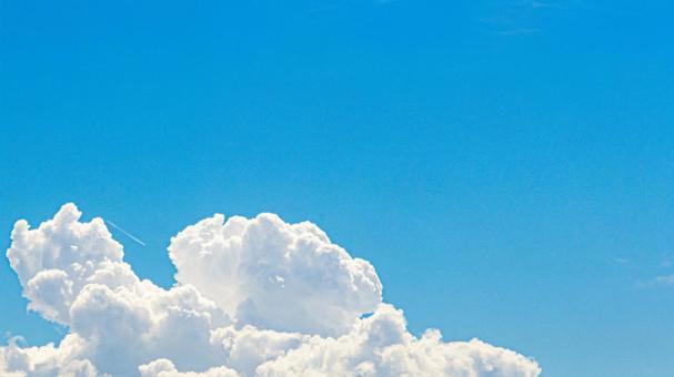 Sky refreshing light blue sky copy space wallpaper texture