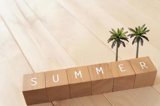 """Summer, summer vacation 