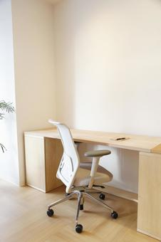 Desk and chair 4