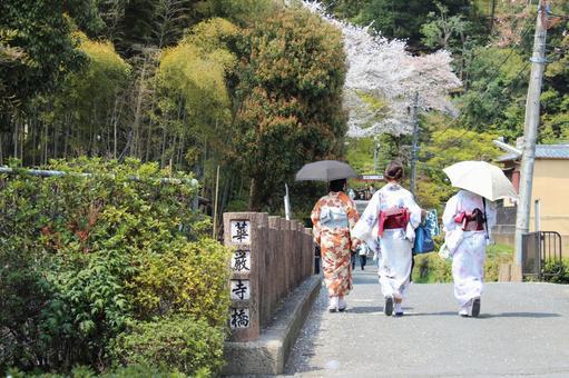Kyoto everyday scenery